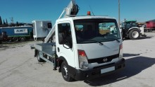 Nissan platform commercial vehicle