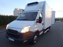 new Iveco special meat refrigerated van