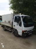 used Isuzu standard tipper van