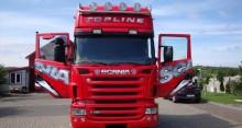 Scania R420 EURO3 MANUAL RETARDER TOPLINE STAN BDB