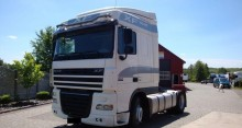 DAF XF 105 460 SPACECAB EURO 5 MANUAL PL HYDRAULIKA