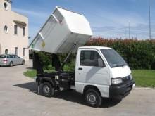 used Piaggio tipper van
