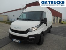 fourgon utilitaire Iveco occasion