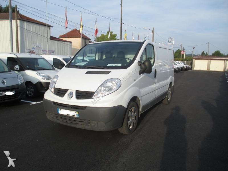 fourgon utilitaire renault trafic occasion n 1778596. Black Bedroom Furniture Sets. Home Design Ideas