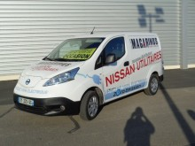 fourgon utilitaire Nissan occasion