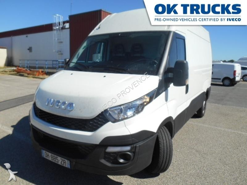 fourgon utilitaire iveco daily fg 35s13v10 h2 empattement. Black Bedroom Furniture Sets. Home Design Ideas