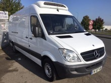 Mercedes refrigerated van