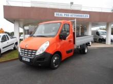 utilitaire plateau ridelles Renault occasion