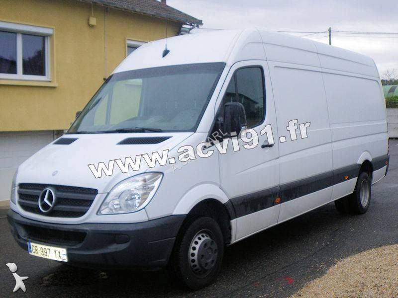 fourgon utilitaire mercedes sprinter 519 cdi occasion n 1781465. Black Bedroom Furniture Sets. Home Design Ideas