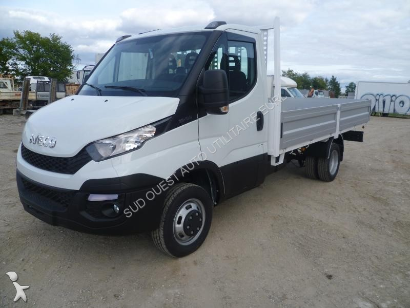 utilitaire plateau iveco daily 35c15 neuf n 1782821. Black Bedroom Furniture Sets. Home Design Ideas
