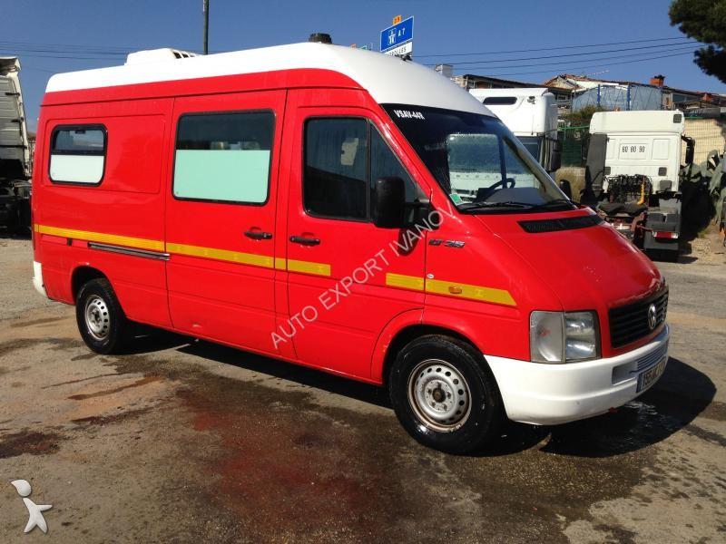 ambulance volkswagen lt 35 occasion n 1785317. Black Bedroom Furniture Sets. Home Design Ideas