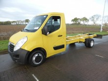 used Opel chassis cab