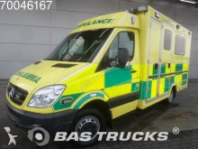ambulancia Mercedes usada