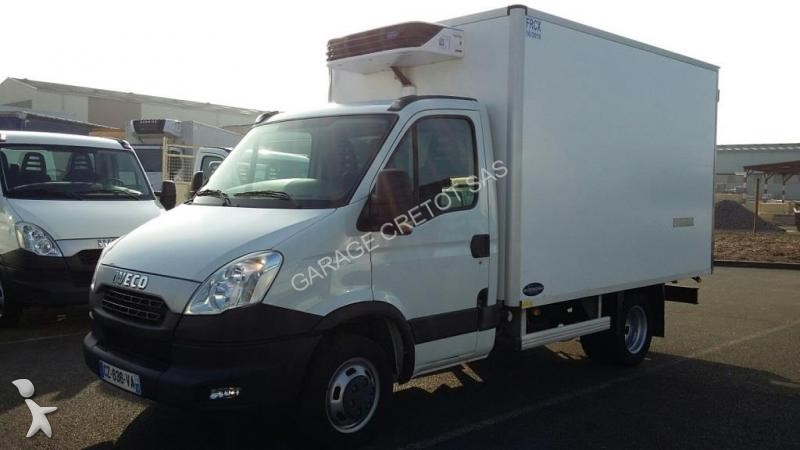 Utilitaire frigo iveco daily 35c15 4x2 occasion n 1792970 for Garage julien pizancon occasion