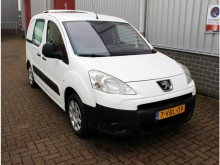 used Peugeot insulated refrigerated van