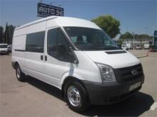 Ford Transit 2.4 TDCI 350-L COMBI 6 SEMIELEVADA
