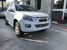 automobile pick up Isuzu