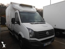 used Volkswagen negative trailer body refrigerated van