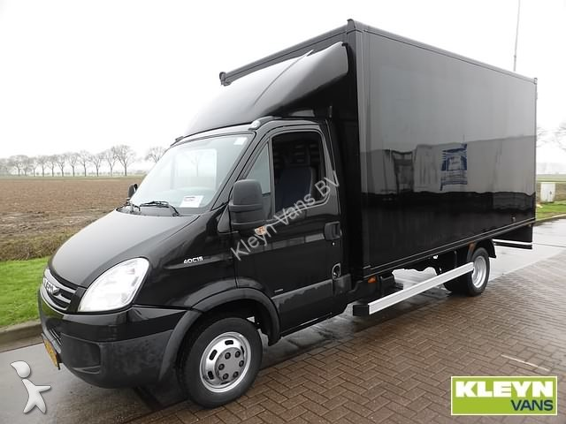 fourgon utilitaire iveco daily 40 c15 box ac occasion n. Black Bedroom Furniture Sets. Home Design Ideas