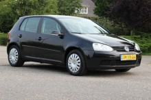 Volkswagen Golf 1.6 5drs. Optive !!NAVIGATIE!!