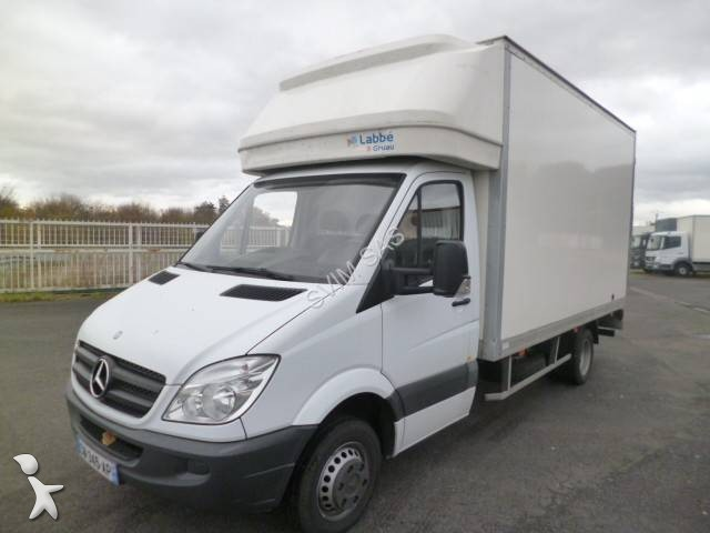 fourgon utilitaire mercedes sprinter 513 cdi 4x2 hayon occasion n 1802710. Black Bedroom Furniture Sets. Home Design Ideas