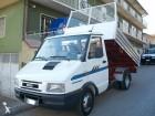 used Iveco three-way side tipper van