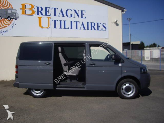 fourgon utilitaire volkswagen transporter t5 2 0 bitdi 180. Black Bedroom Furniture Sets. Home Design Ideas