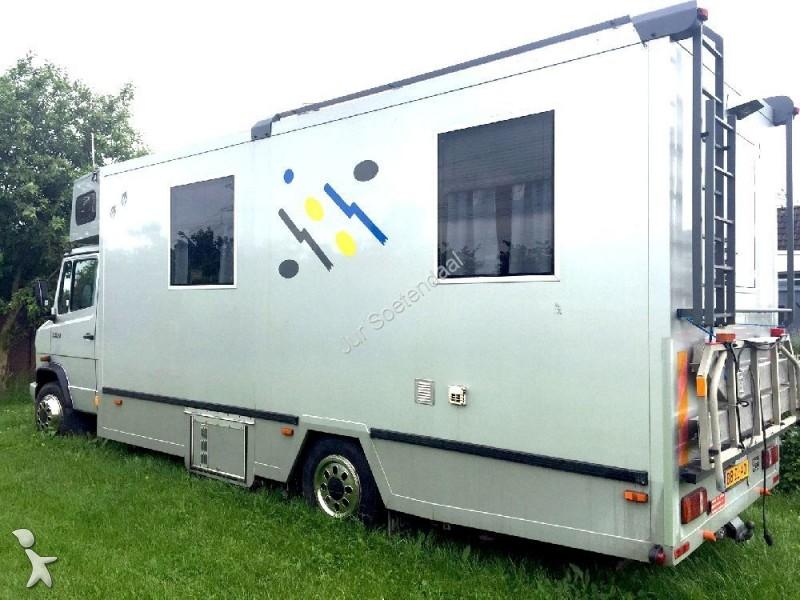 camping car mercedes 814d camper occasion n 1811040. Black Bedroom Furniture Sets. Home Design Ideas