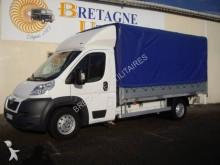 Peugeot Boxer 4-35 L4 HDI 120 CV CD CLIM + PLATEAU BACHE