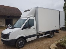 used Volkswagen special meat refrigerated van