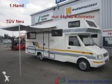 used Hymer camper van