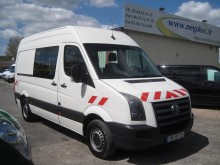 Volkswagen Crafter 2.5 TDI 109 CABINE APPROFONDIE 7 PLACES