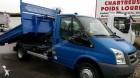 used Ford ampliroll tipper van