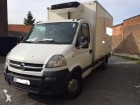 used Opel refrigerated van