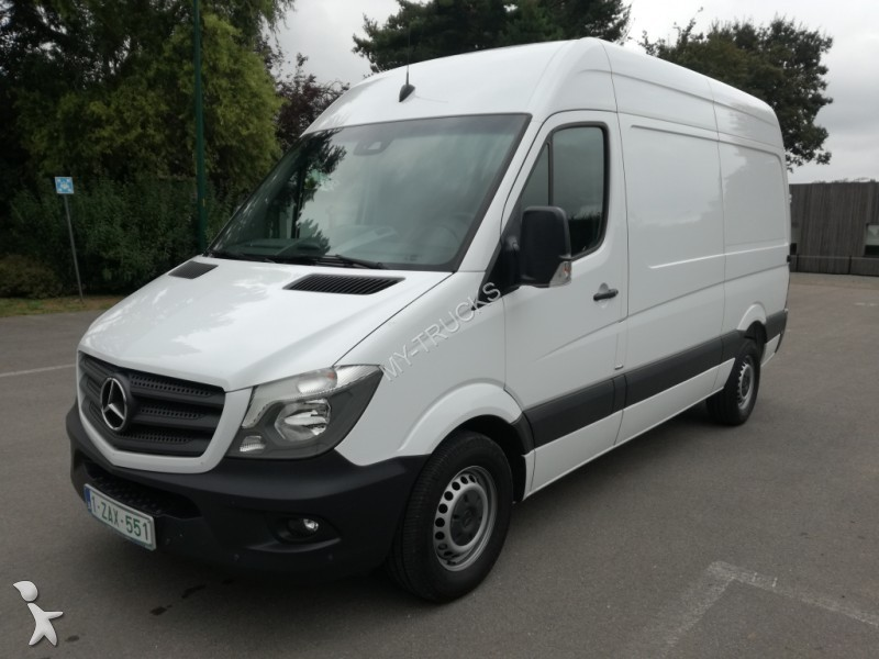 fourgon utilitaire mercedes sprinter 319 cdi full option leasing occasion n 1820873. Black Bedroom Furniture Sets. Home Design Ideas