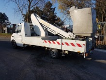 Mercedes telescopic articulated platform commercial vehicle