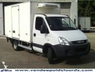 used Iveco refrigerated van