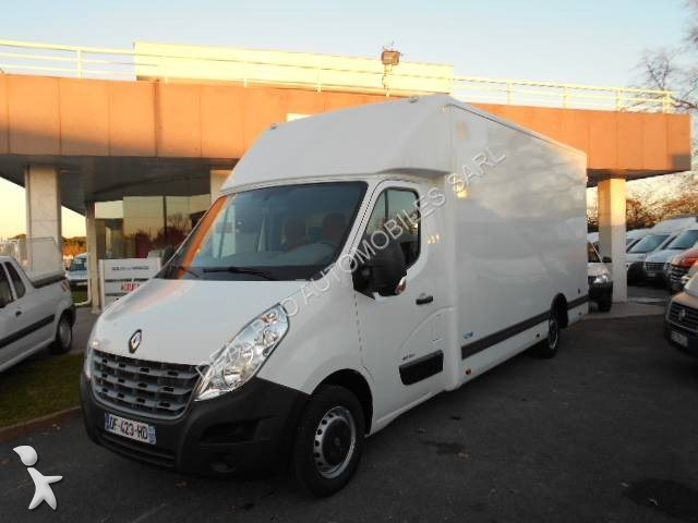 fourgon utilitaire renault master 125 dci occasion n 1821706. Black Bedroom Furniture Sets. Home Design Ideas