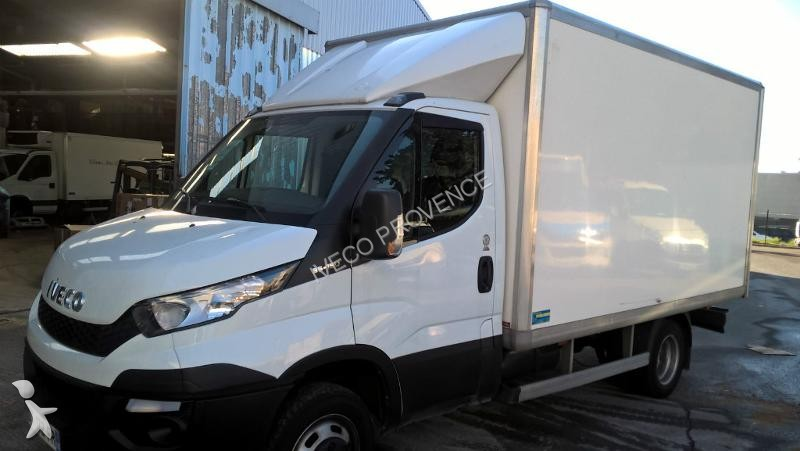 utilitaire ch ssis cabine iveco daily ccb 35c15. Black Bedroom Furniture Sets. Home Design Ideas