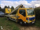 used Nissan telescopic articulated platform commercial vehicle