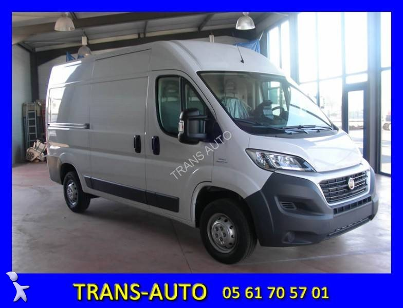 Fourgon utilitaire fiat ducato 130 mjt 4x2 neuf n 1824792 for Garage utilitaire toulouse