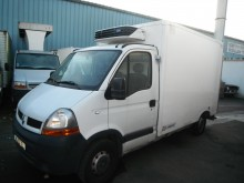 used Renault negative trailer body refrigerated van