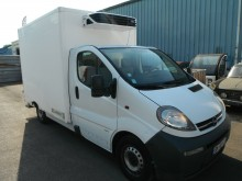 used Opel negative trailer body refrigerated van