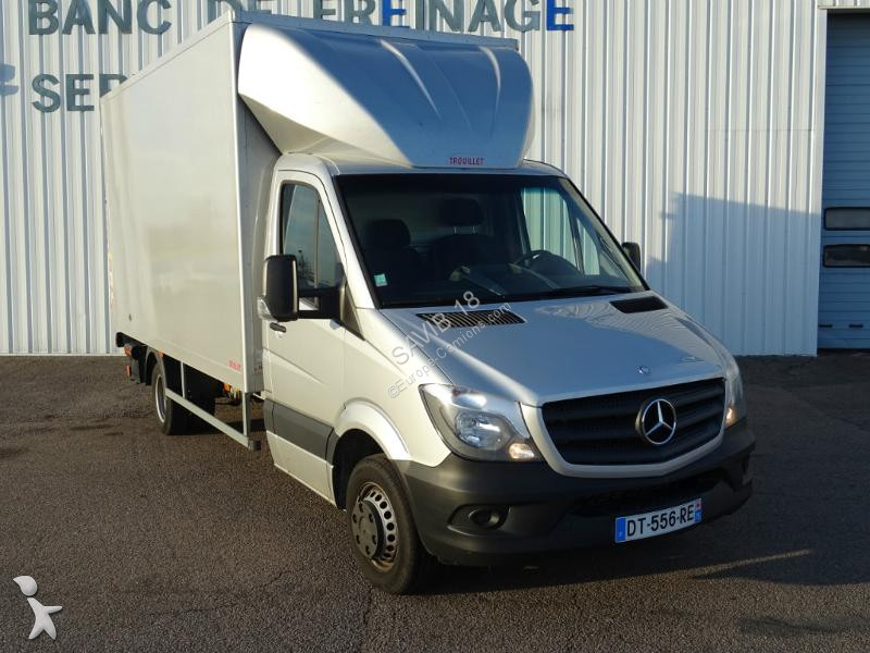 utilitaire ch ssis cabine mercedes sprinter ccb 519 bluetec 43 3t5 occasion n 1837271. Black Bedroom Furniture Sets. Home Design Ideas