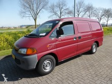 used Mitsubishi insulated refrigerated van