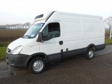 used Iveco insulated refrigerated van