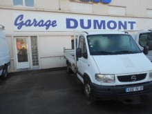 used Opel tipper van