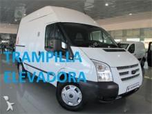 Ford Transit 125T330 FURGON SOBREELEVADO CON TRAMPILLA
