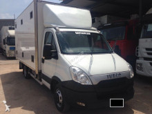used cattle van