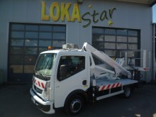 used Nissan articulated platform commercial vehicle